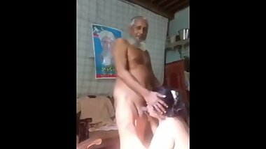 Old Man Fucking Video Leaked