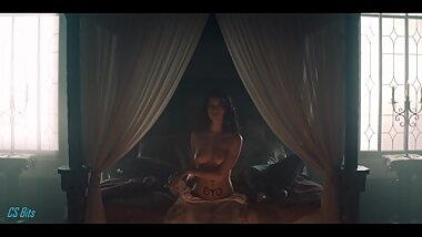 Nude and sex scenes of Anya Chalotra as Yennefer in The Witcher (Ultra HD)