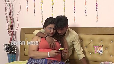 Hot desi shortfilm 412 - Pooja Gupta boobs pressed, grabbed & kissed